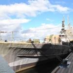 Karlskrona, baza Szwedzkiej (Szwedziańskiej) Marynarki Wojennej