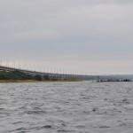 Most Kalmar - Faerjestaden (Szwecja kontynentalna - Olandia)