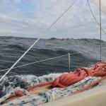 Kiedy morze burzy swój spokojny sen...