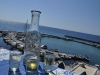 Widok na Port z odpowiedniej perspektywy (Thira)