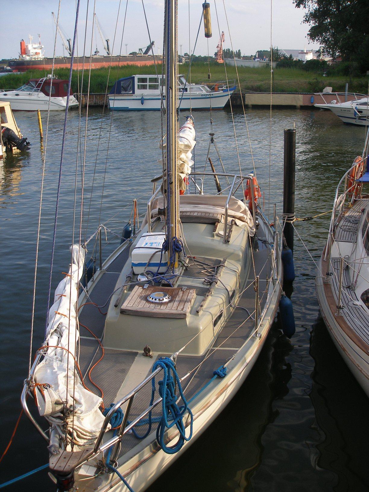 rejsy morskie morze północne, rejsy morskie bałtyk, S/Y Easy